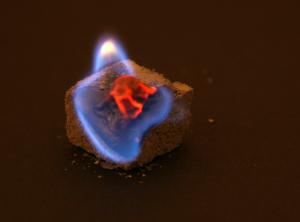 Brennende sukker