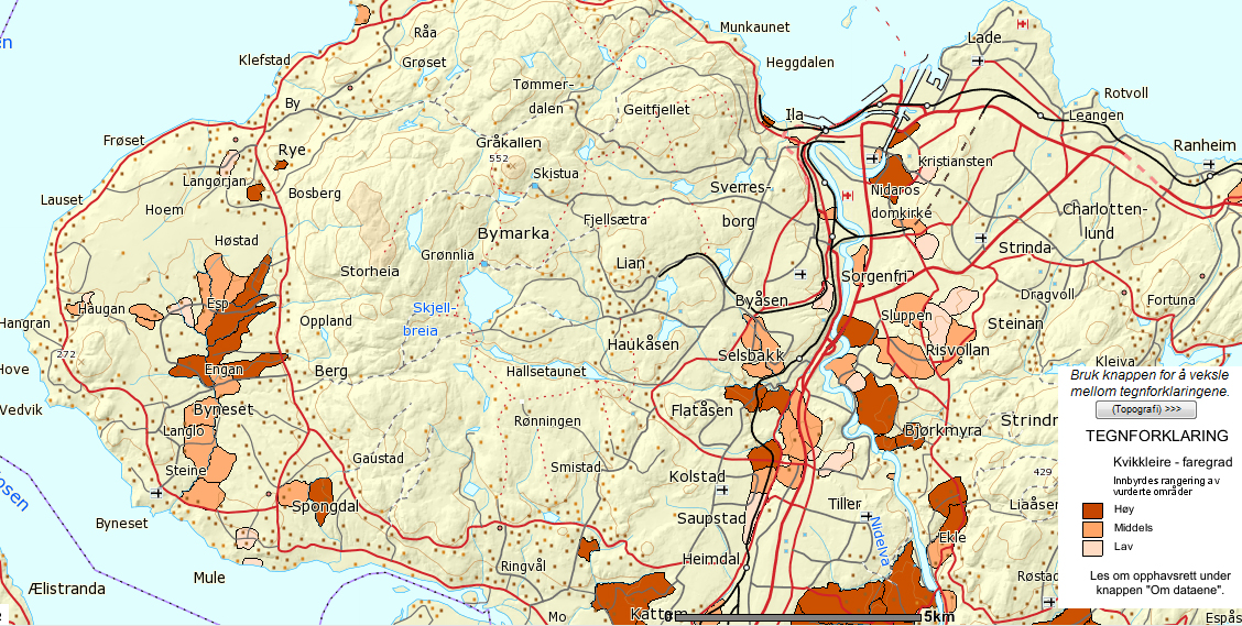 kart byneset Endringer og erindringer, skred og vulkaner | Kollokvium kart byneset