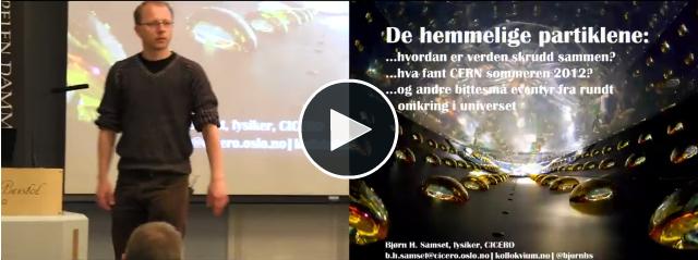 partikkelforedrag