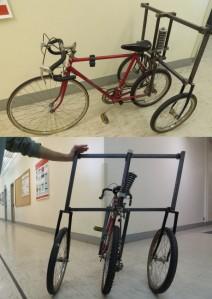 Bricycle - et sted midt mellom en to- og en trehjuling. Med fire hjul. Ironisk nok.