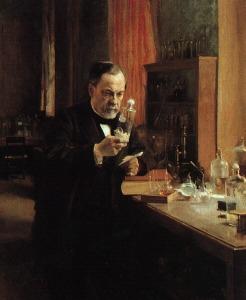 Bilde av Lousi Pasteur