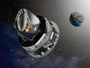 ESAs Planck-satellitt er skikkelig gledesfreper i dag.